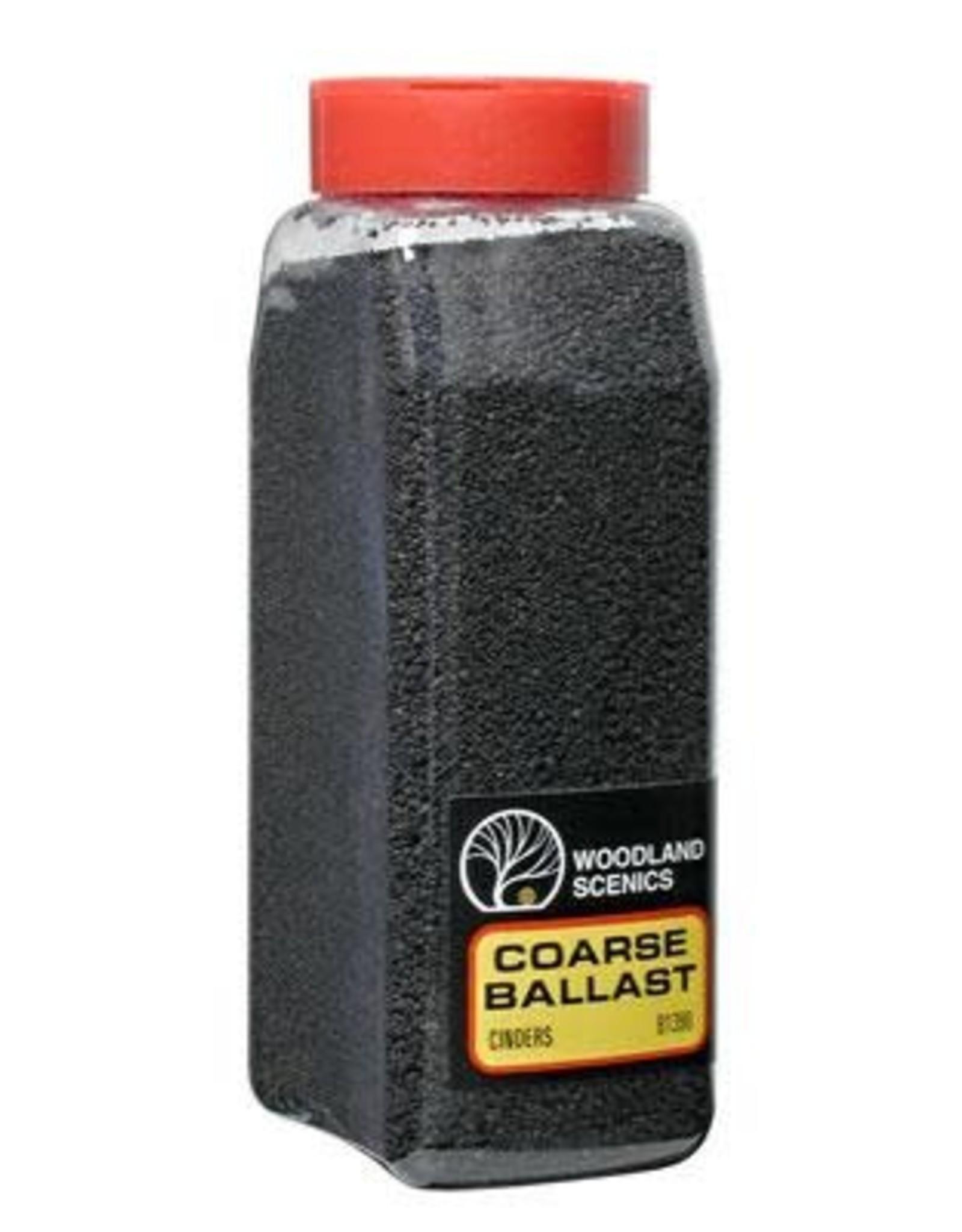 Woodland Scenics Coarse Ballast Cinders B1390