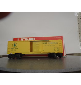 Lionel Boxcar Maine Central 9753