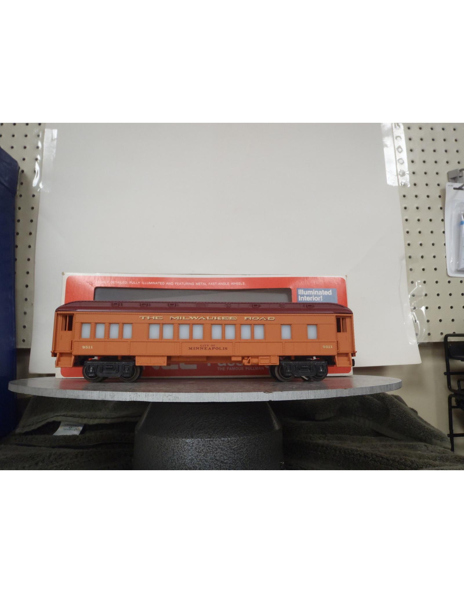 Lionel Passenger Milwaukee Rd Tacoma 9504