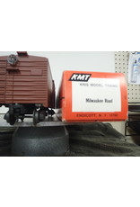 MKT Boxcar Milwaukee Road