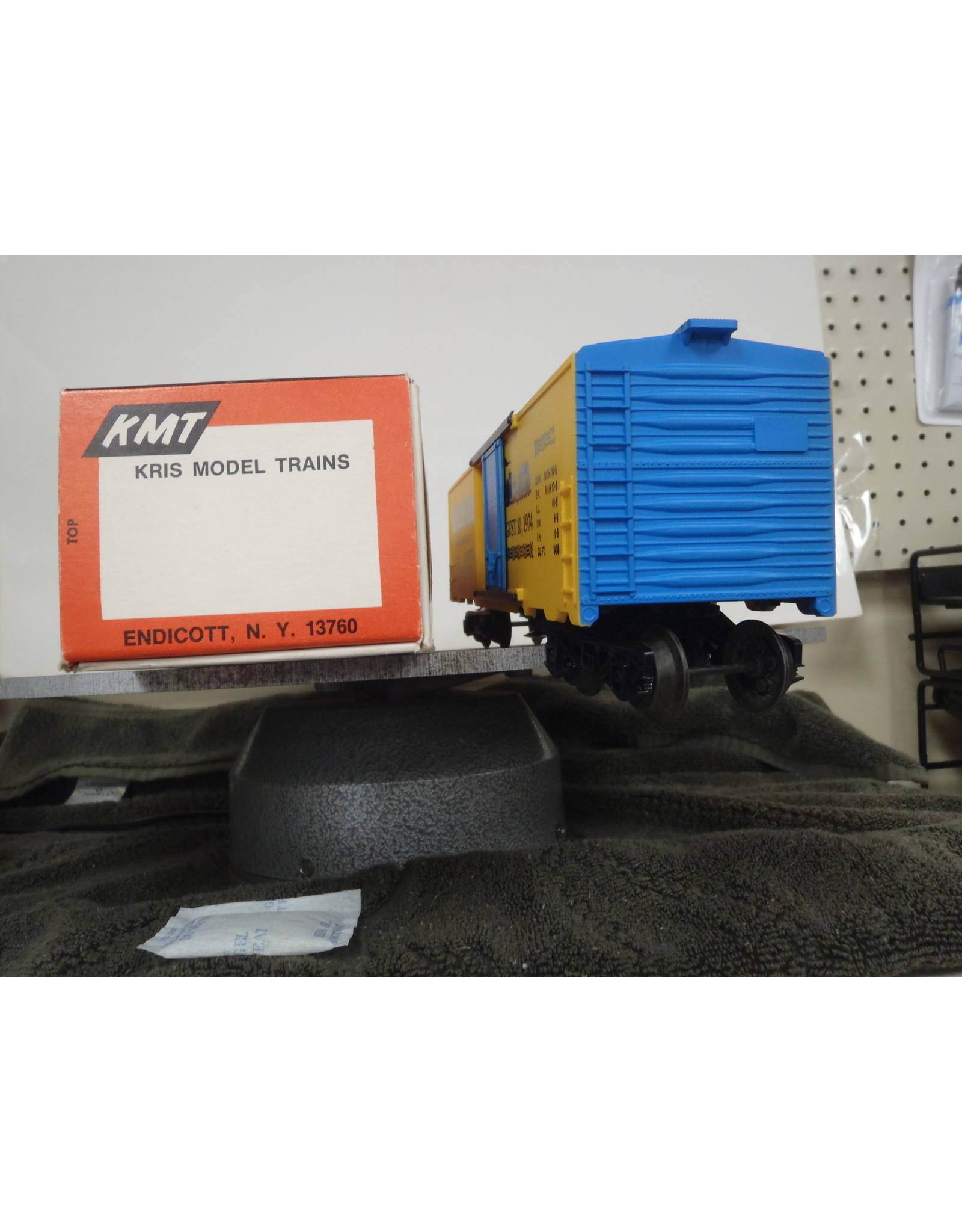 KMT Boxcar TCA 74