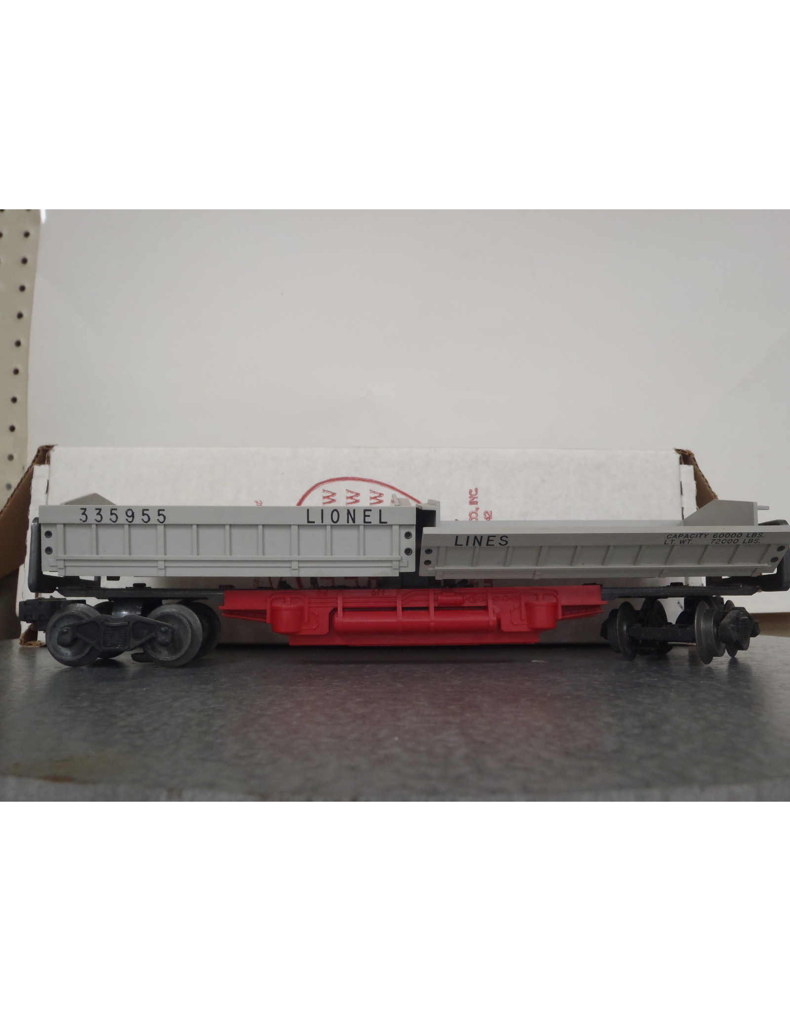 Lionel 2 Bay Coal Dump 335955