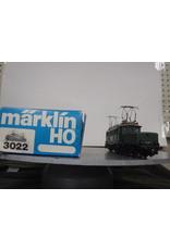 Marklin Märklin 3022 Electric Locomotive Series 194 DB / Cast/Digital AC 3 rail German