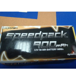Horizon Hobby Battery 7.2V 900mAh NIMH EC3