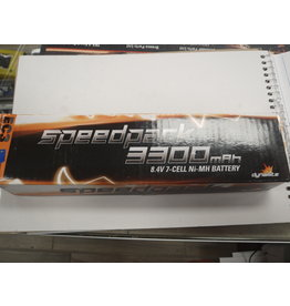 DYN Speedpack 3300mAh Ni-Mh 7-Cell Flat with EC3 Conn