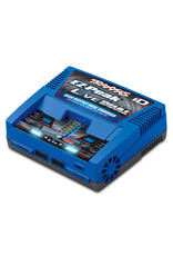 Traxxas Charger, EZ-Peak Live Dual, 200W, NiMH/LiPo with iD Auto Battery Identification