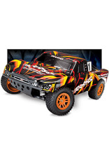 Traxxas Slash 4x4 Battery and charger included Orange