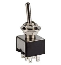 Parts Express DPDT Mini Toggle Switches