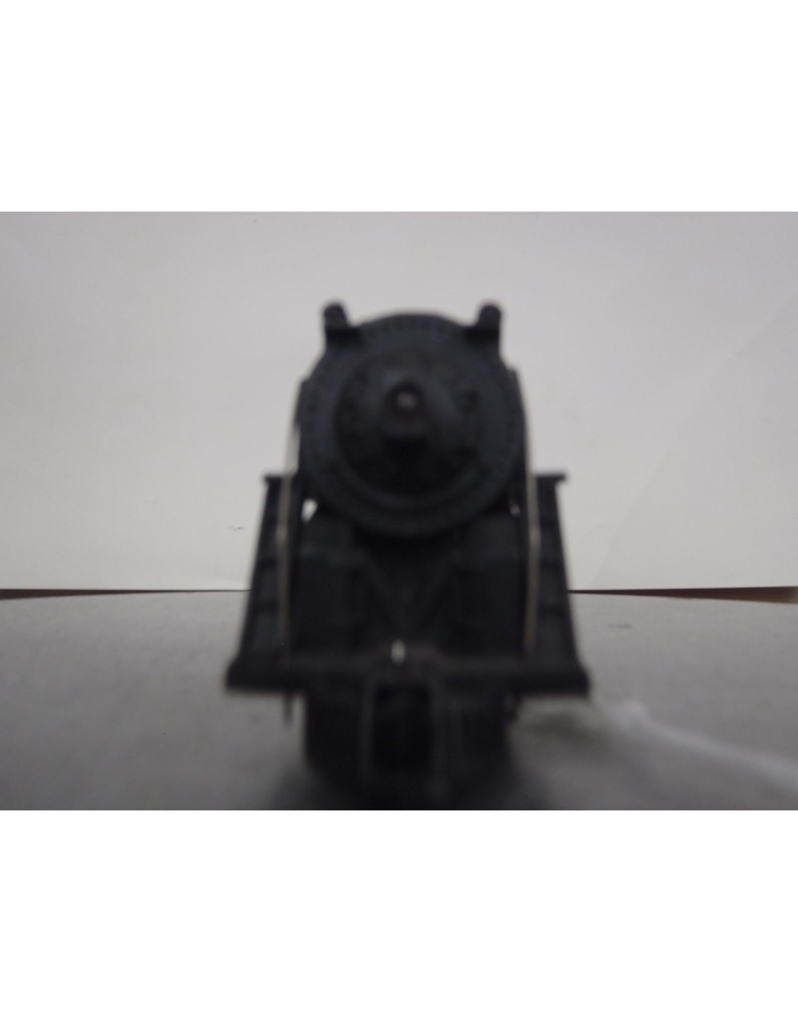 Steam Set with Passenger Cars