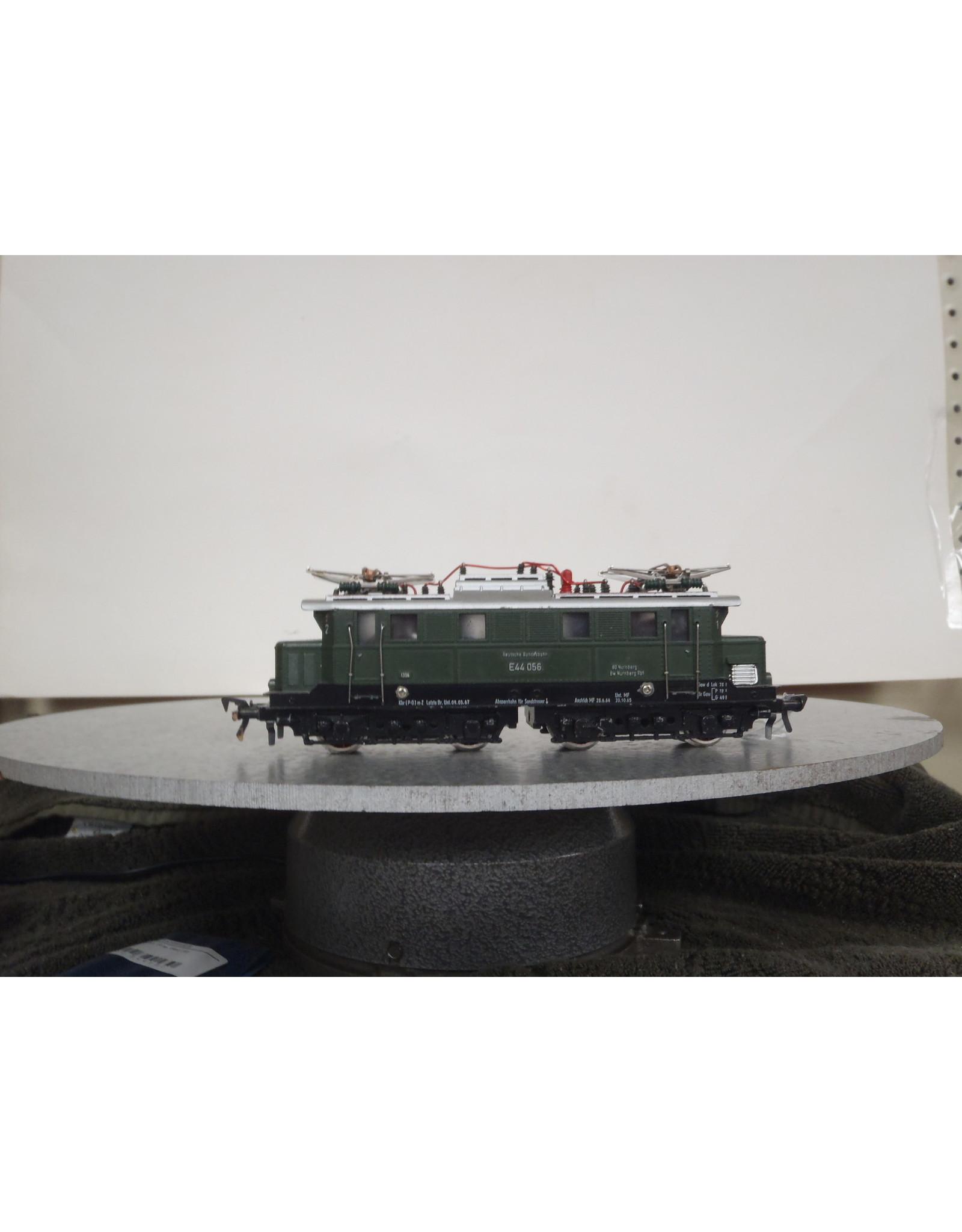 Fleischmann Fleischmann DC HO 1:87 DB BR E44 056 Heavy Diecast ELECTRIC LOCOMOTIVE NMIB`76