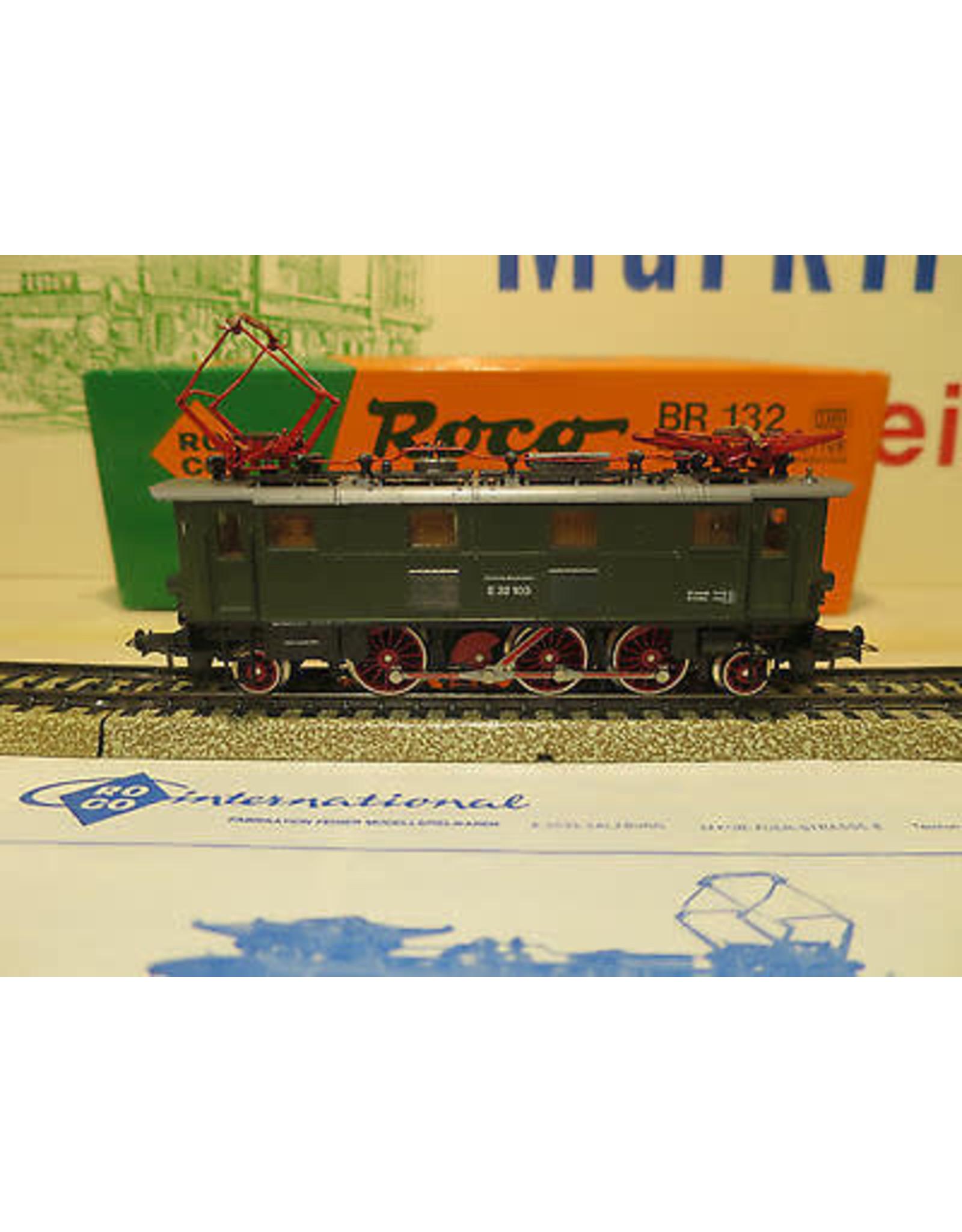 Roco (MB) Roco pour Märklin 14145 E32 103 État Neuf Top Roulabilité Emballage