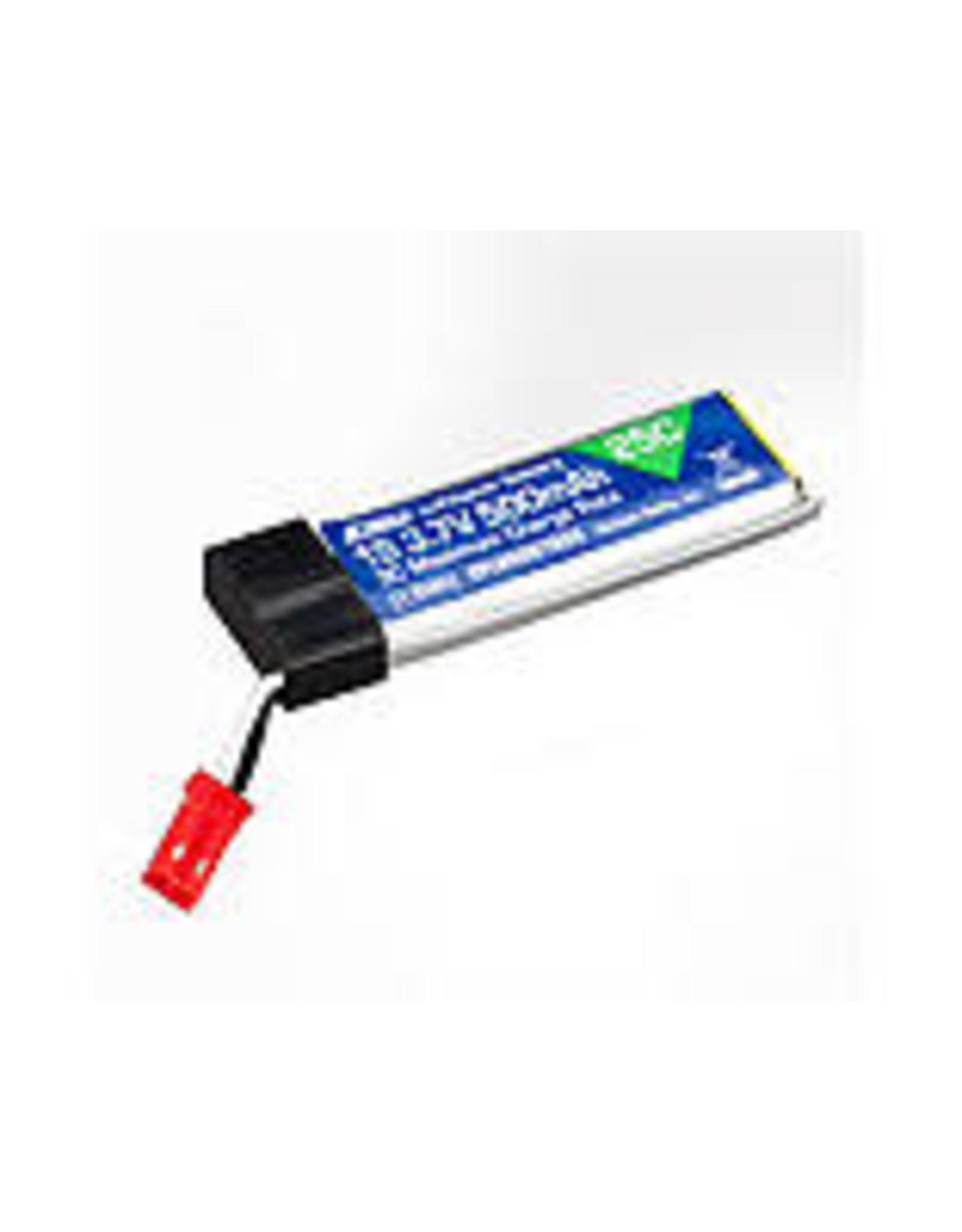 EFL 500mAh 1S 3.7V 25C LiPo Battery