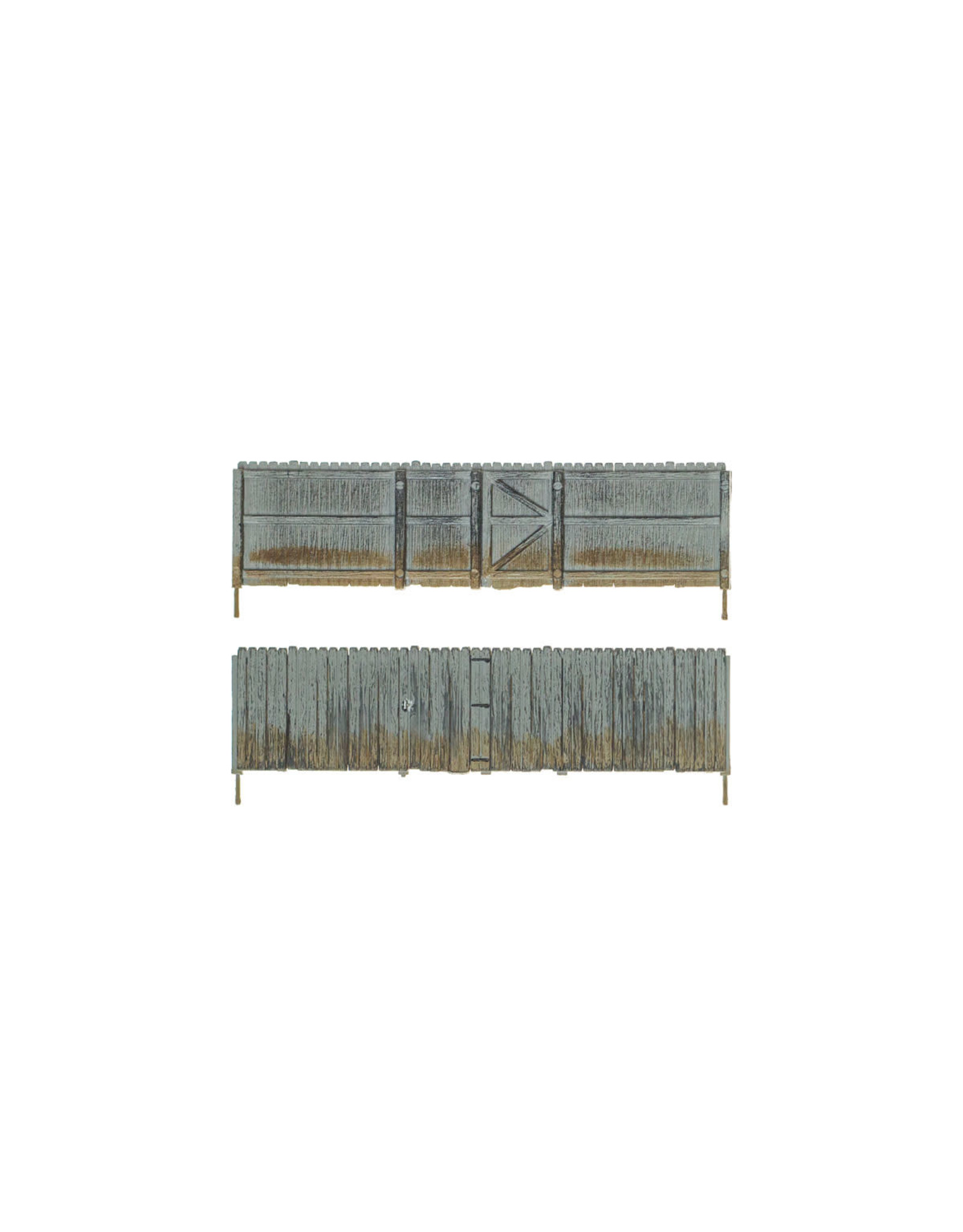 Woodland Scenics Woodland Scenics Privacy Fence O Scale A3005