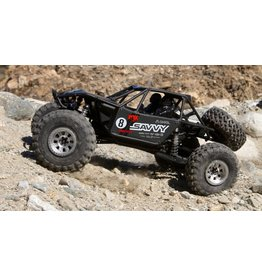 Axial 1/10 RR10 Bomber 4WD Rock Racer RTR, Savvy 1/10 (AXI03016T2)