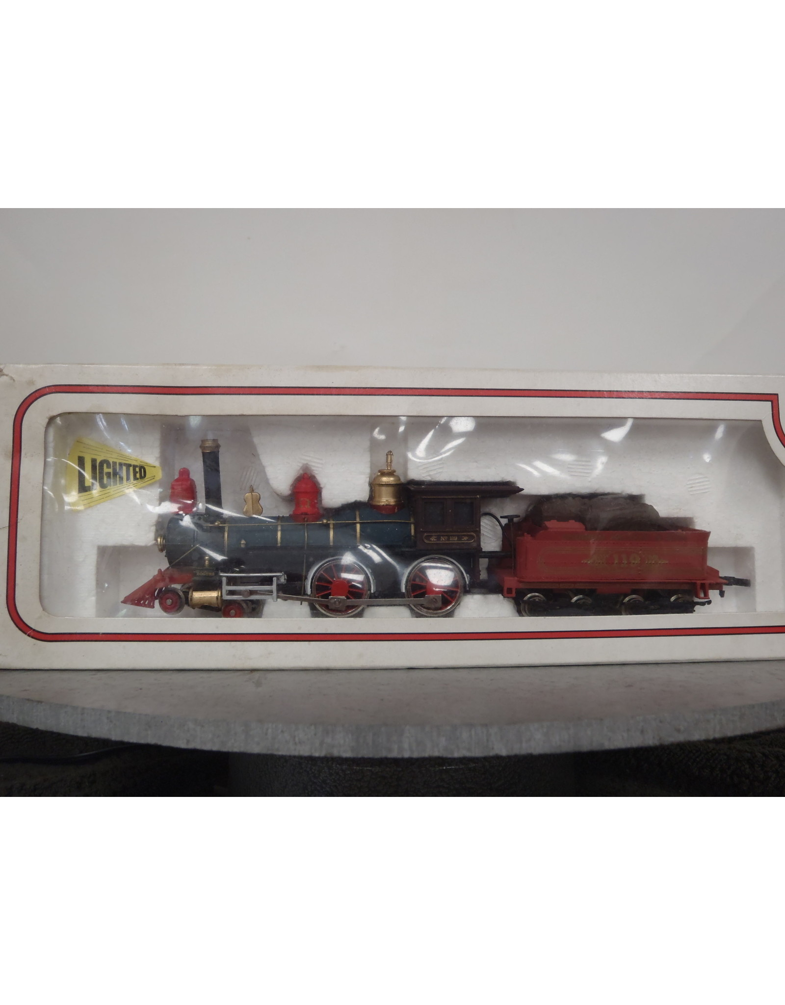Bachmann Bachman American 4-4-0 loco Union Pacific