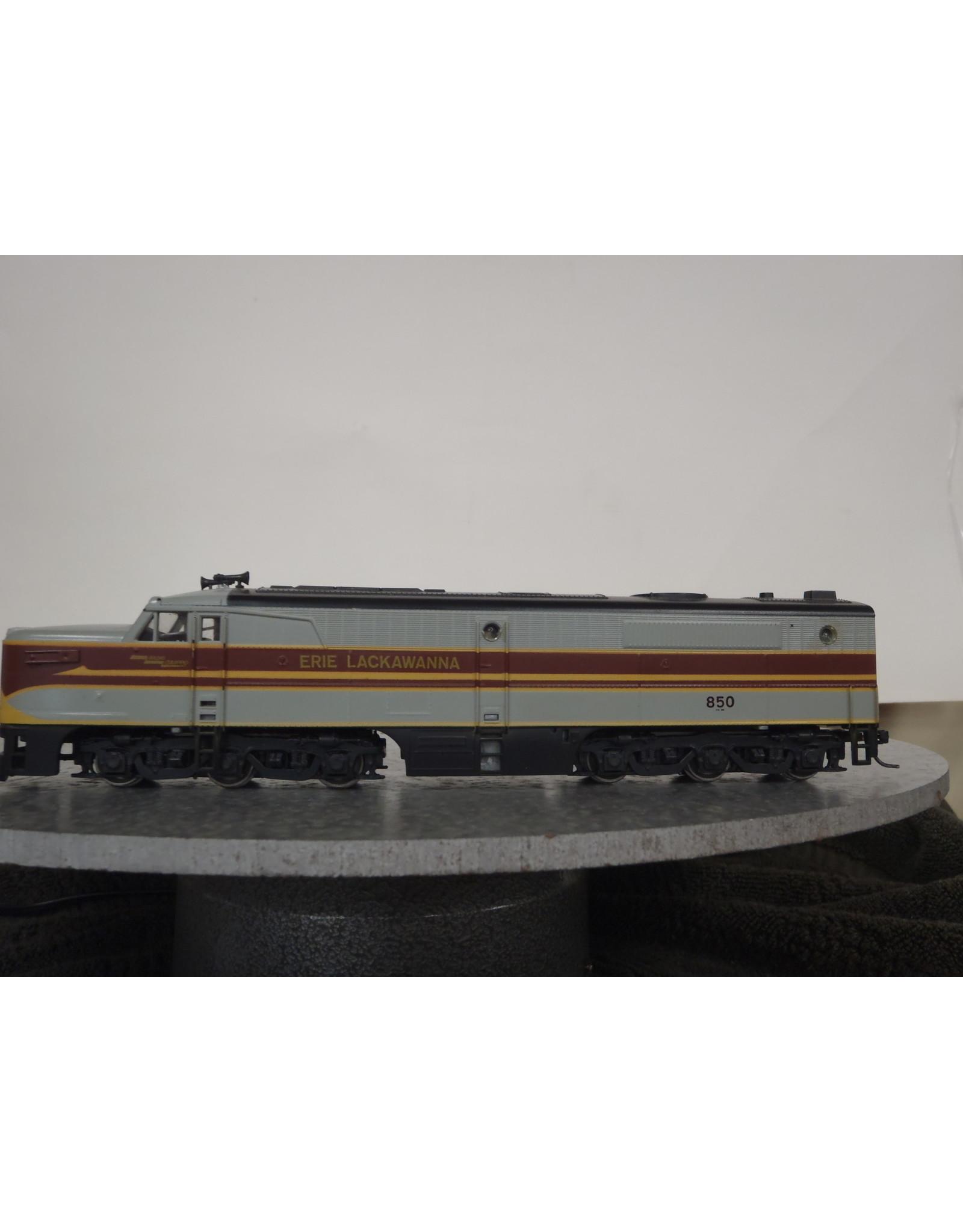 Erie Lackawanna 6-6-0 8503 nw u30-b powered