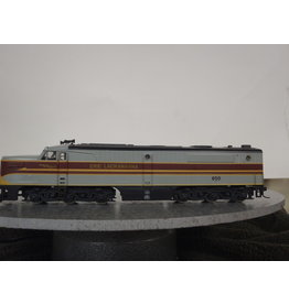 Erie Lackawanna 6-6-0 8503 nw u30-b powered