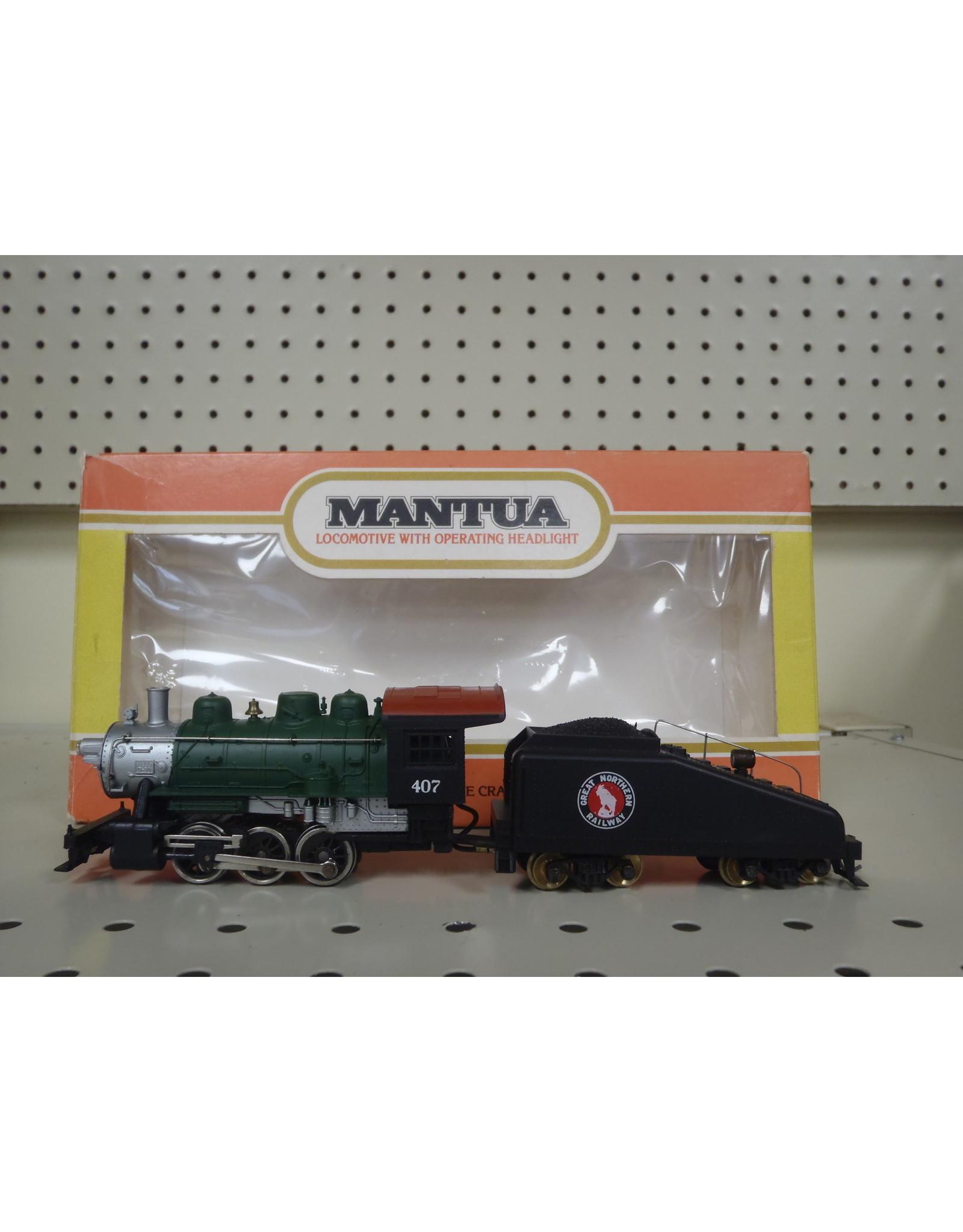 Mantua Mantua Big Six Great northern