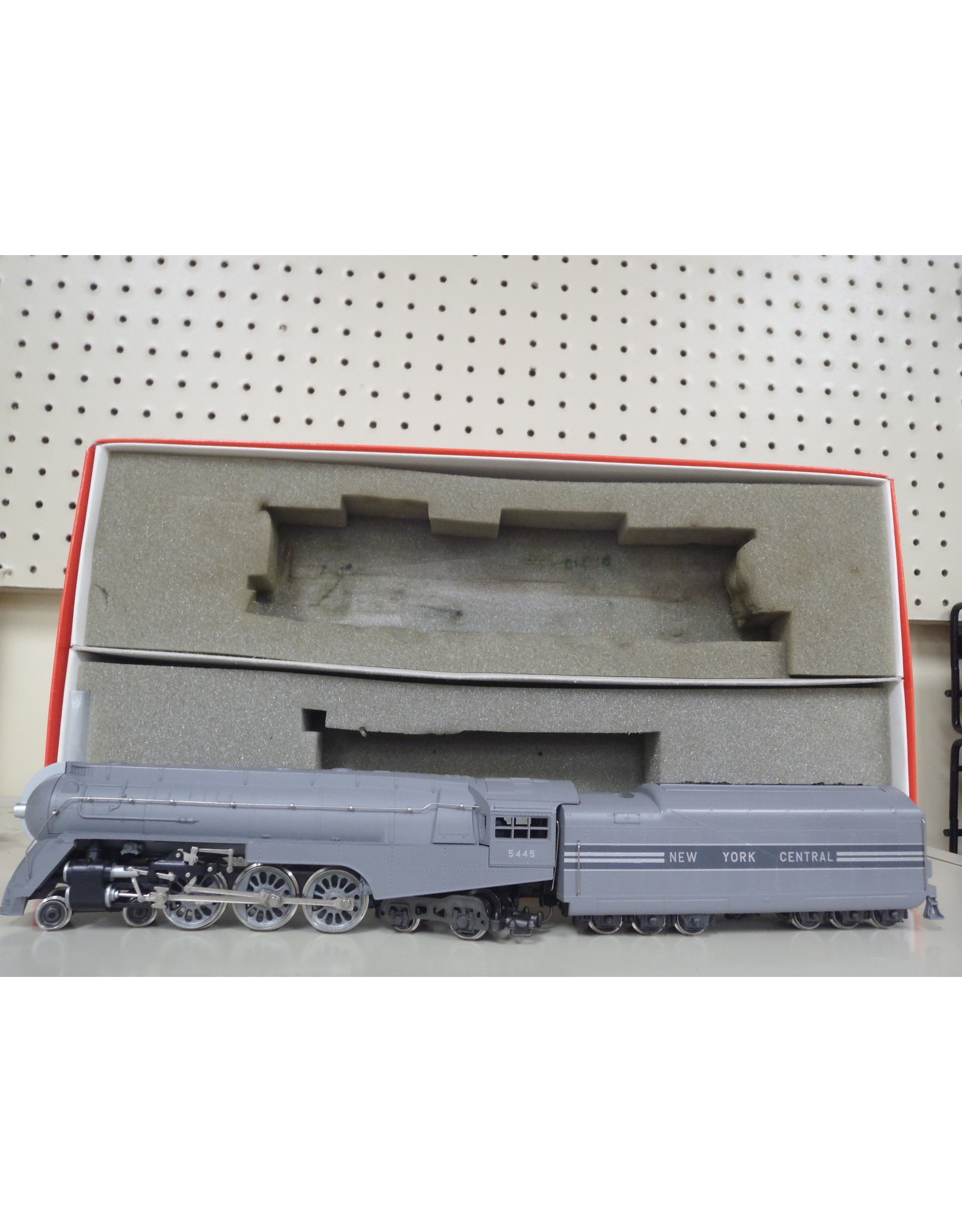 Rivarossi Rivarossi 5445 4-6-4 Hudson Carenate Steam