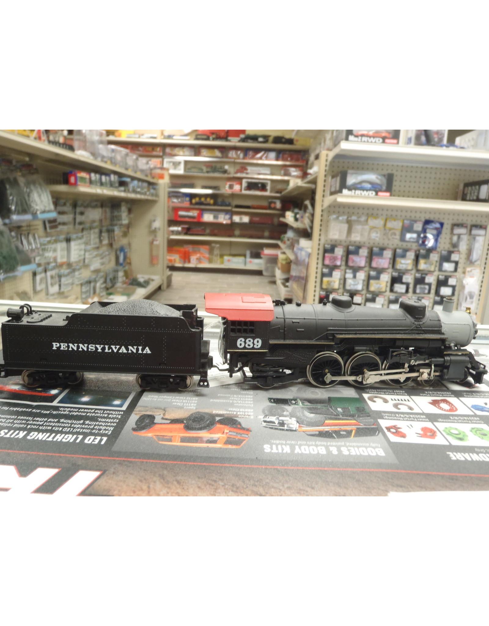 Steam 4-6-2 Pennsylvania 689