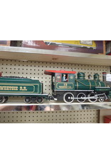 Bachmann Bachmann G scale locomotive and tender Tweetsie