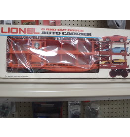 Lionel Auto Carrier O scale