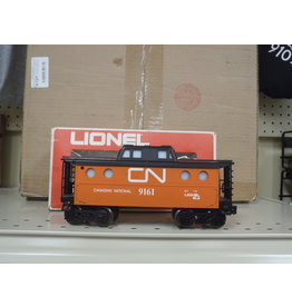 Lionel Lionel Candian National Lighted Caboose 6-9161