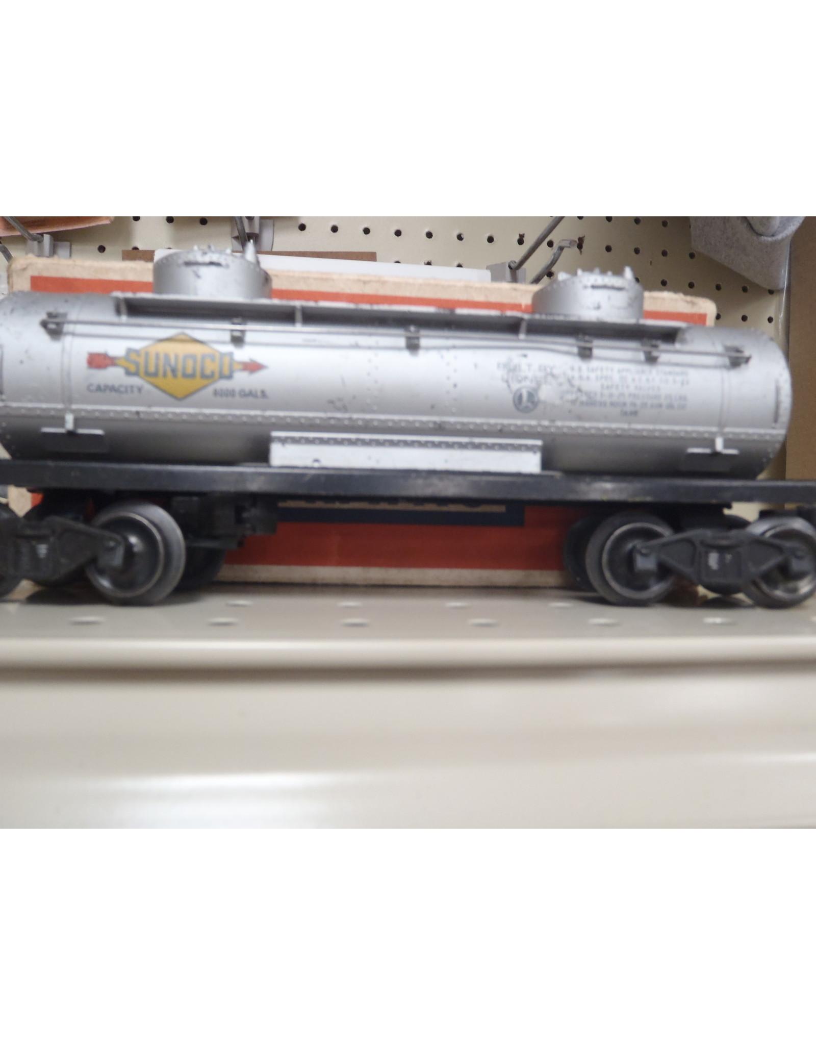 Lionel Tanker Sunoco Double Dome 6465