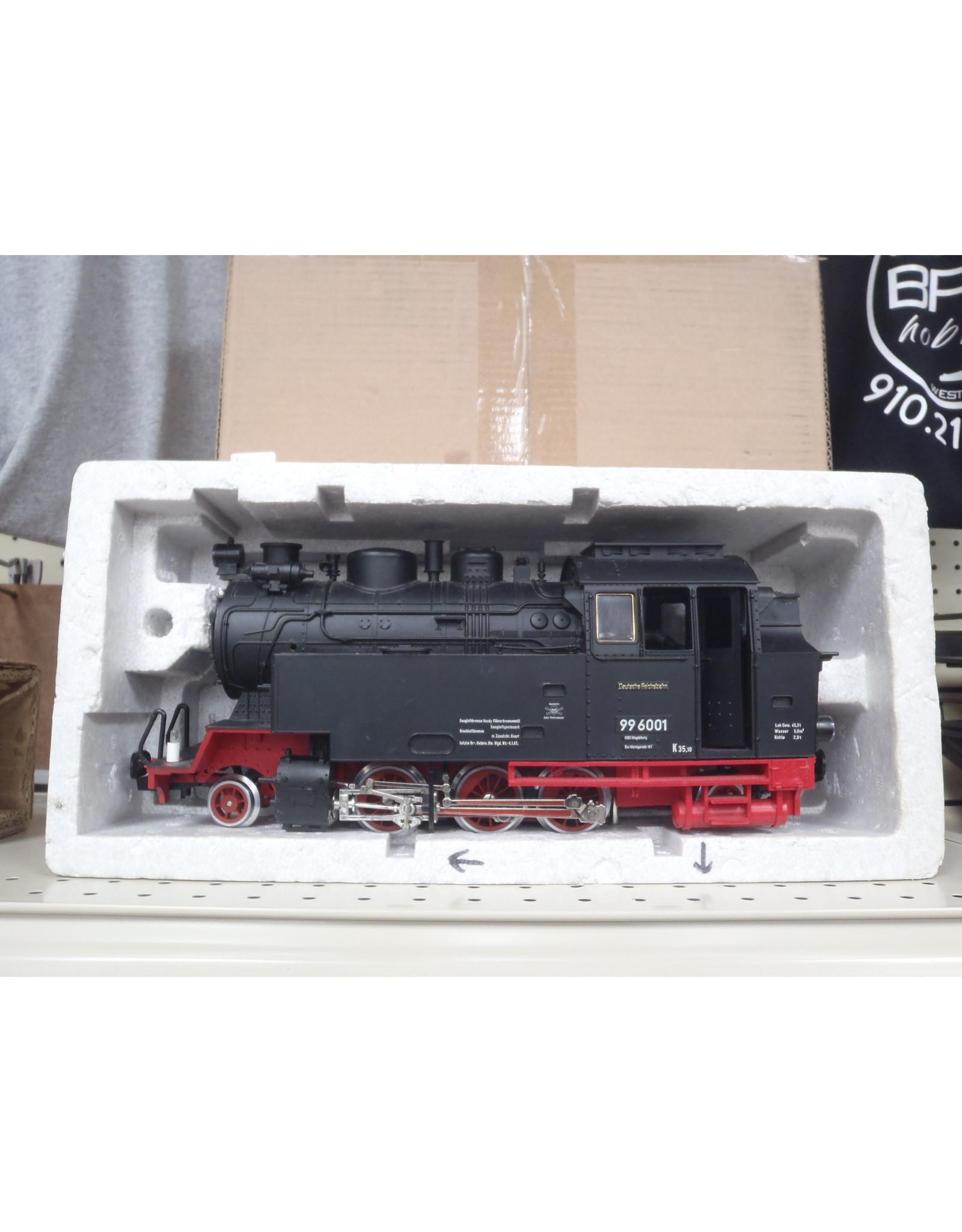 LGB Steam Locomotive 99 6001 Smoke Generator ...