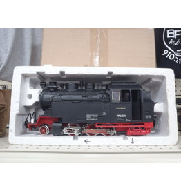 LGB Steam Locomotive 99 6001 Smoke Generator ...