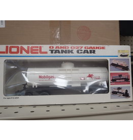 Lionel Lionel O and O27 Mobilgas Tank Car 6-9036
