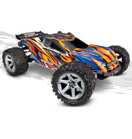 Traxxas Rustler VXL 4X4 67076-4 Orange