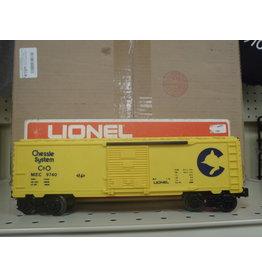 Lionel Lionel chessie Box Car O Scale 6-9740