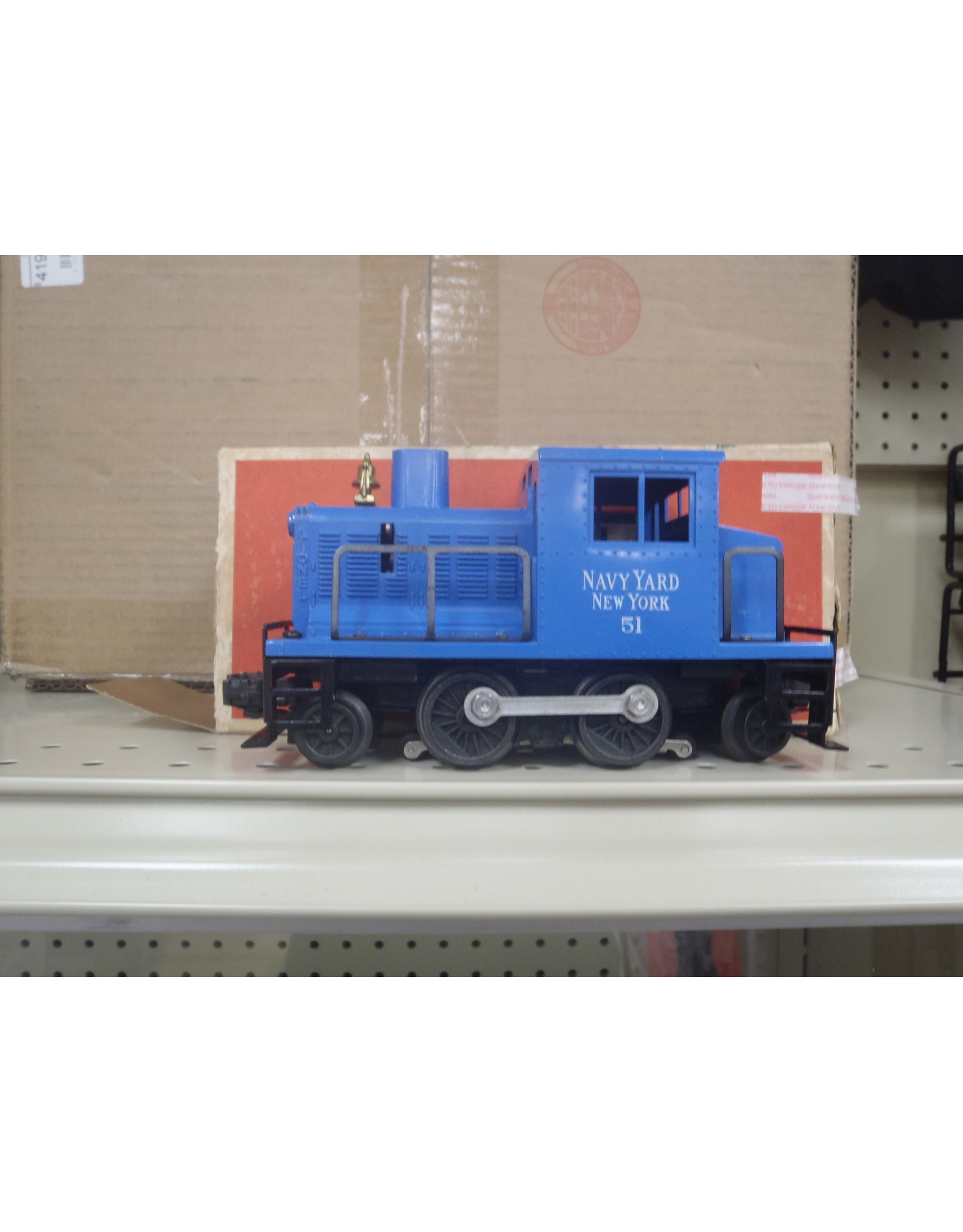 Lionel Lionel No 51 Switcher O scale