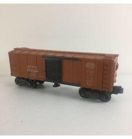 Lionel NYC Box Car
