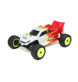 LOSI Mini T 2.0 ORTR red/white 1/18 2wd  LOS01015T1