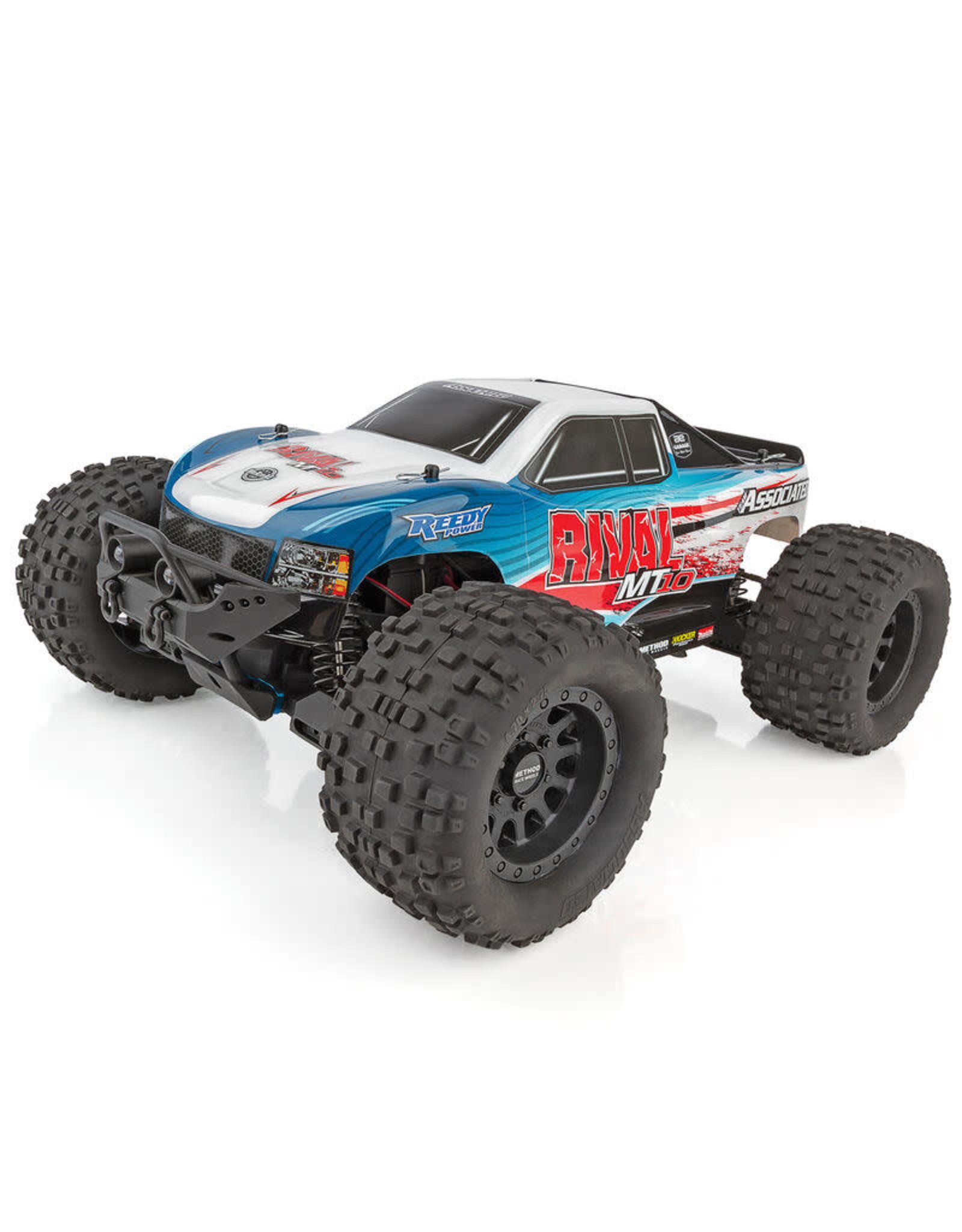 Team Associated 1/10 Rival MT10 4WD Monster Truck Brushless RTR ASC20516