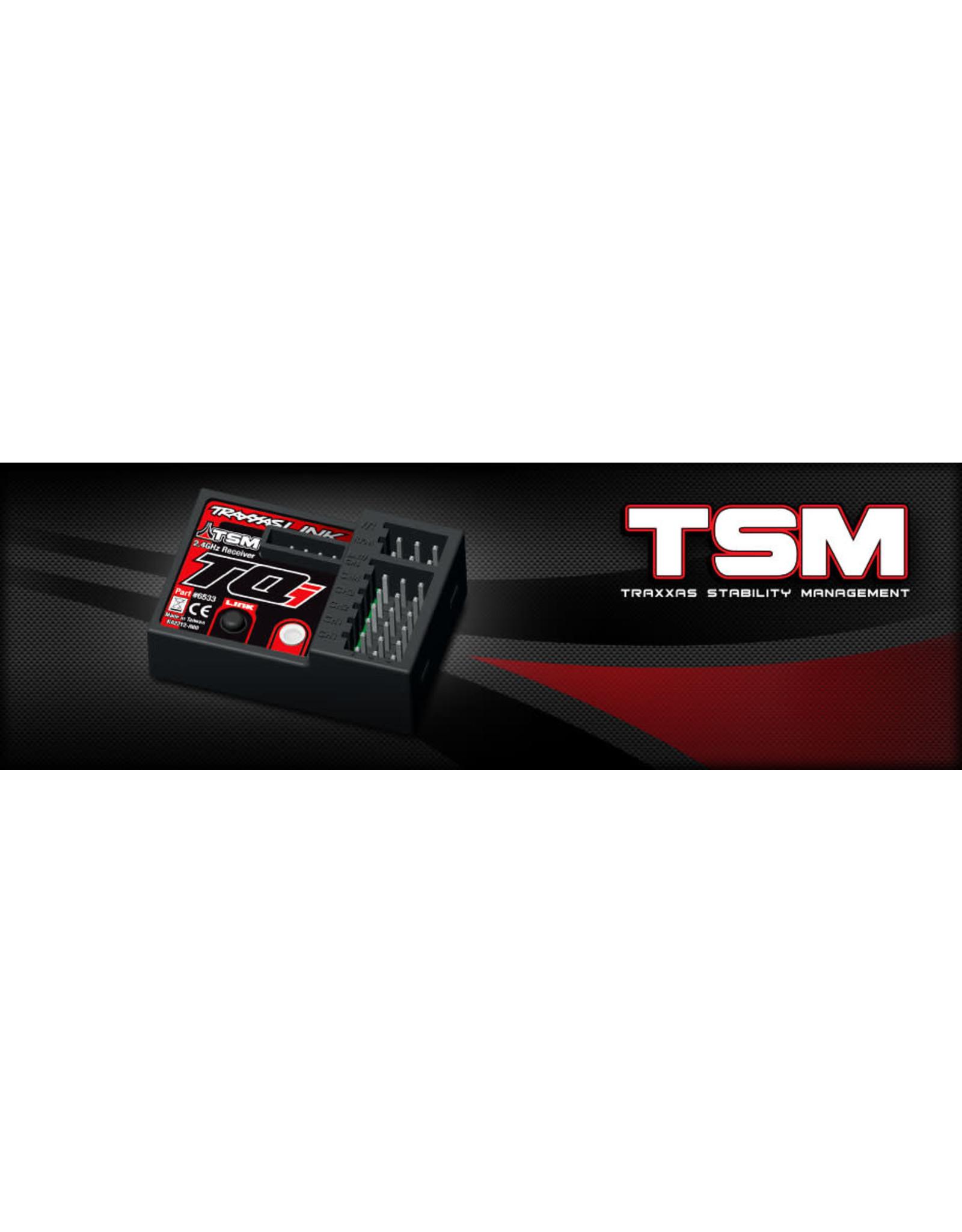Traxxas TQI Reciever 5Ch telemetry 2.4
