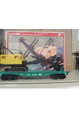 Lionel Pc Flat Car with Steam Shovel Kit 6-9158