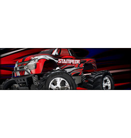 Traxxas Stampede 4x4 1/10 Brushed black 67054-1