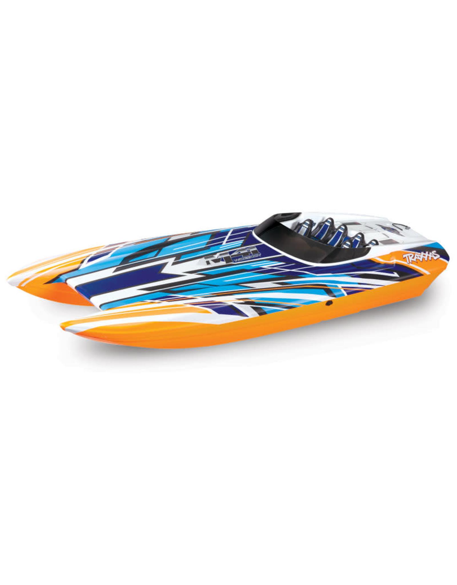 Traxxas DCB m41 Orange/blue 57046-4
