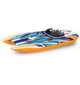 Traxxas DCB m41 Orange/blue 57046-4
