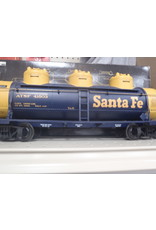 Aristo-Craft AT&SF - Santa Fe Triple Dome Tank Car - Aristo - Gauge 1