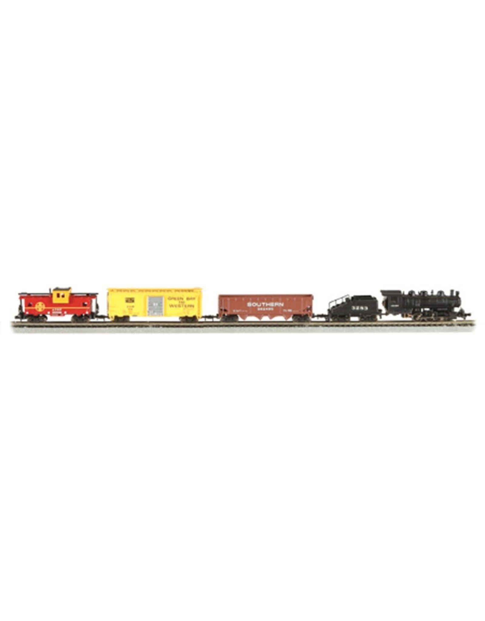Bachmann N Yard Boss Set BAC24014