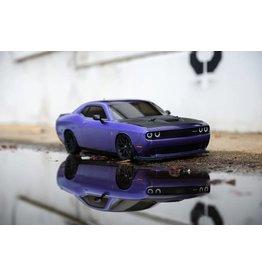 Kyosho Fazer MK2 Challenger Purple Dodge Hellcat 2015 34415T1B