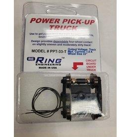 """RING Ho Power Pickup truck w/33"""" Wheels"""