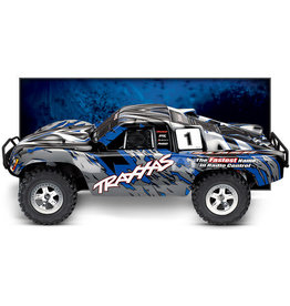 Traxxas Slash 2wd 1/10 58024-bluex