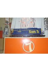 Lionel Gp 9 W/ sound Diesel Sante Fe 2380