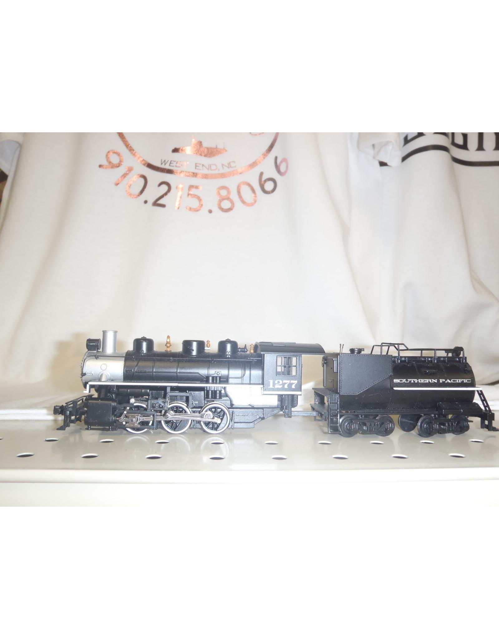 Bachmann Switcher 1277 0-6-0 Steam  w oil tender ho