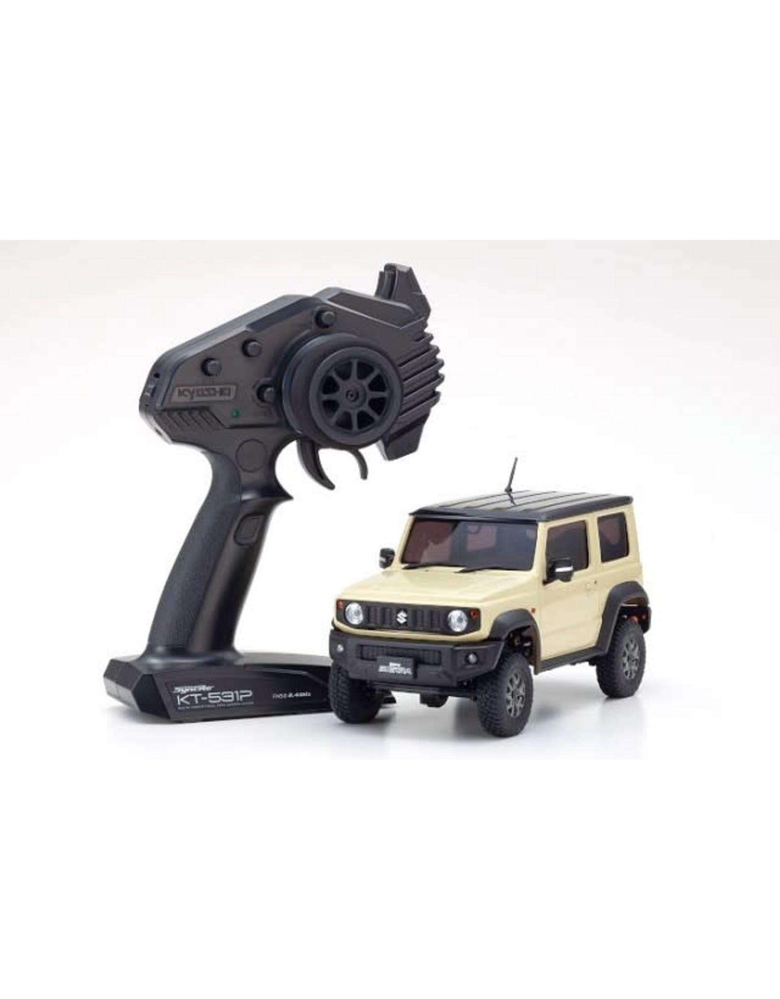 Kyosho Mini Z Jimny Sierra Ivory Mx01 32523IV